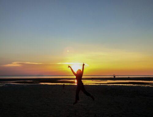 Serene Sunset at San Remegio, Cebu