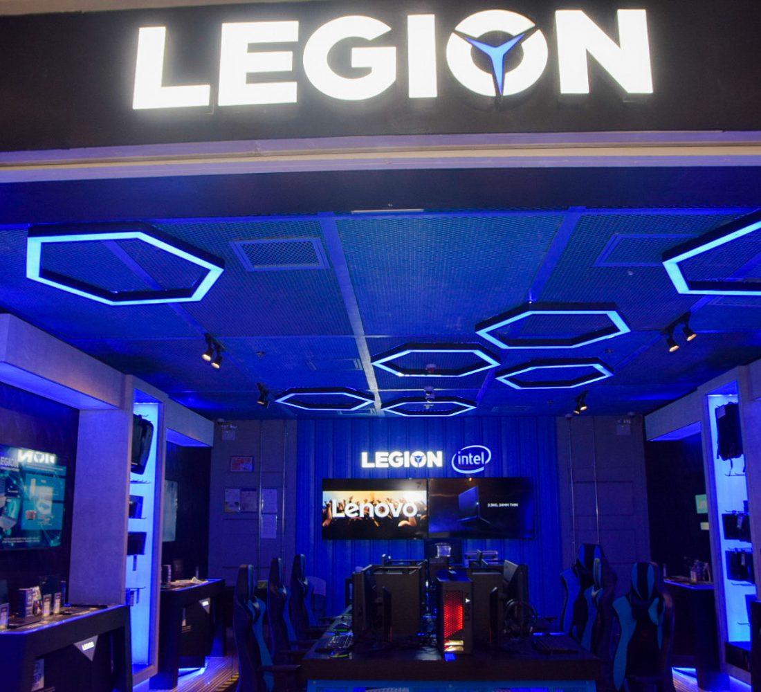 SM Cebu Legion Store